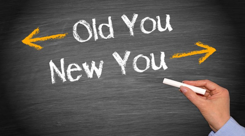 Sign Old You - New You